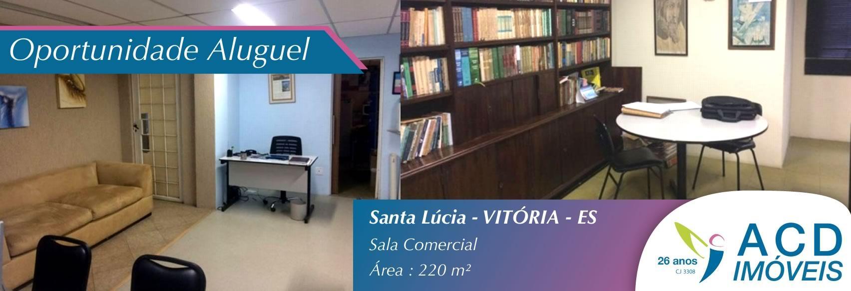 Sala Comercial em Santa Lúcia