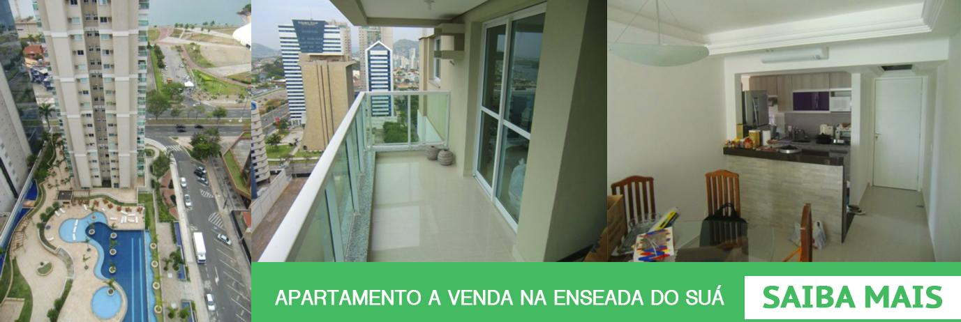 Apartamento na Enseada do Suá